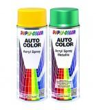 Auto Color σπρει σε έτοιμες ΟΕ αποχρώσεις